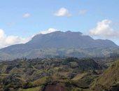 زيادة النشاط البركانى فى كولومبيا يثير قلق سلطات البلاد