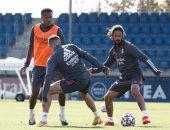 ريال مدريد يعود للتدريبات استعدادا لمواجهة هويسكا بالليجا