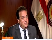 وزير التعليم العالى يؤكد بدء عمل 4 جامعات دولية فى العاصمة الإدارية الجديدة