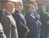 محافظ القاهرة يتفقد مدارس بولاق أبو العلا ويوجه بتطبيق إجراءات الوقاية