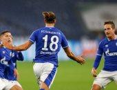 شالكة يحقق أول نقطة في الدوري الألماني بعد 3 هزائم متتالية