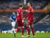 قائد ليفربول يدعم فان دايك بعد إصابته بالرباط الصليبي: العودة أقوي من الانتكاسة