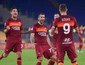 روما يكتسح بينيفينتو بخماسية في الدوري الإيطالي.. فيديو