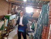 ضبط 1000 كيلو سكر تموينى و600 زجاجة زيت خلال حملة تموينية بالبحيرة