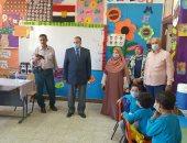 محافظ أسيوط يوجه رؤساء المراكز بمتابعة المدارس والالتزام بإجراءات الوقاية