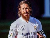 إصابة راموس تهدد مشاركته مع ريال مدريد فى دوري الأبطال والكلاسيكو