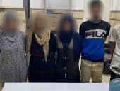 تجديد حبس المتهمين بقتل عجوز الشرقية بموقد غاز لسرقة مصوغاتها 15 يوما