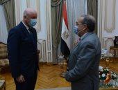سفير إسبانيا بالقاهرة يشيد بجهود مصر فى مكافحة الإرهاب وتحسن الحالة الأمنية