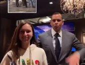 أليكس رودريجيز يتحدى خطيبته جنيفر لوبيز فى فيديو رقص مع ابنته.. فيديو وصور