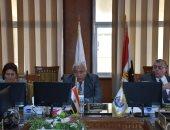 تعرف على اجتماع مجلس مركز ضمان الجودة بجامعة مدينة السادات