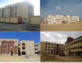 إنشاء وتطوير 13 مدرسة بمدينة العاشر من رمضان بـ230 مليون و500 ألف جنيه