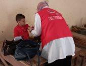 تطعيم 49% من طلاب المدارس بالشرقية ضد الالتهاب السحائى