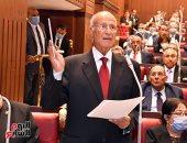 مجلس الشيوخ يوجه الشكر لمجلس الدولة لإنجاز مشروع اللائحة فى زمن قياسى