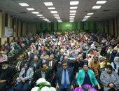 اتحاد عمال مصر ينظم احتفالية نصر أكتوبر بالمؤسسة العمالية بشبرا