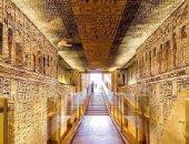 اعرف قصة مقبرة رمسيس السادس التى تضم 6 كتب جنائزية ملكية