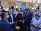 محافظ كفر الشيخ يوجه بتوفير الأدوية للمواطنين وتحديد احتياجات مستشفى الرياض