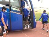 بيراميدز يتحرك لملعب محمد الخامس لمواجهة حوريا بالكونفدرالية.. صور