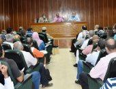 محافظ أسوان : تجهيز 373 لجنة فرعية لإستقبال مليون ناخب بإنتخابات النواب