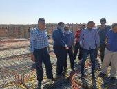 """رئيس جهاز """"6 أكتوبر الجديدة"""": تنفيذ 48٪ من وحدات الإسكان الاجتماعى غرب أرض المطار"""