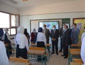 محافظ المنيا يكلف بتوفير زائرة صحية وأدوية ومستلزمات الطبية فى كل مدرسة (صور)
