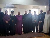 الكنيسة الأسقفية تستضيف اللقاء الدورى للجنة الرعاية التابع لمجلس كنائس مصر