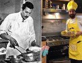 يوم الشيف العالمى.. 5 فنانين فى المطبخ بين المحترفين وضيوف الشرف