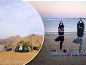 """""""Eco Egypt"""" أول حملة وطنية لتنشيط السياحة البيئية فى الخارج.. وزارة البيئة تطلق موقعا إلكترونيا لتسويق 13 محمية طبيعية وجذب استثمارات للقطاع.. """"حنكوراب"""" واحد من أفضل 25 شاطئا بالعالم فى وادى الجمال"""