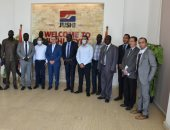 وزير رى جنوب السودان يناشد المصريين الاستثمار فى بلاده خلال أسبوع المياه