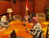 وزيرة الهجرة تؤكد الرد على استفسارات 170مصريا بالسعودية بشأن بطاقات الاقتراع