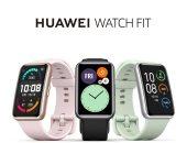 هواوى تقدم ساعة HUAWEI WATCH FIT بسعر تنافسى فى مصر لتساهم فى تحسين اللياقة البدنية وصحة المستخدمين