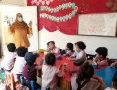 حملات توعوية وصحية مكثفة للمواطنين وطلبة المدارس بالشرقية.. صور