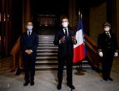 المدعي العام الفرنسي لمكافحة الإرهاب: القبض على 16 شخصا بينهم 5 قاصرين في مقتل المعلم