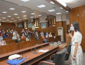انتظام الدراسة بكليات جامعة القاهرة.. وتدريب الطلاب على استخدام المنصة التعليمية