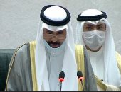 الحكومة الكويتية الجديدة تؤدى اليمين الدستورية أمام أمير البلاد