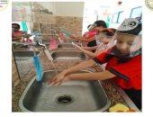 """""""اليونيسف"""" تكشف عن تأثر 90 مليون طفل بإغلاق المدارس فى شهر بسبب كورونا"""