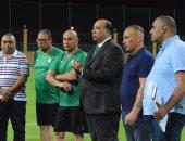 رئيس الاتحاد: نهدى سوبر السلة للإسكندرانية.. وإصابات لاعبى الكرة بكورونا ارتفعت لـ13