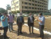 المركز القومى لبحوث المياه يستقبل وفدا عراقيا للتعرف على التجارب البحثية