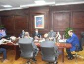 النائب العام يعتمد إطلاق مشروع ربط النيابات الكلية بتقنية الفيديو كونفرانس