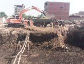 محافظ الشرقية يتابع أعمال إنشاء مجمع المصالح الحكومية الجديد بديرب نجم