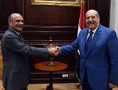 وزير العدل يهنئ رئيس مجلس الشيوخ بعد فوزه برئاسة المجلس