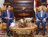 رئيس الوزراء يؤكد حرص الحكومة على إنجاح تجربة مجلس الشيوخ