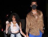 شاهد عارضة الأزياء العالمية وينى هارلو فى أحدث ظهور لها مع كايل كوزما