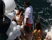 الديسكو العائم.. يخت الحفلات يسبح فى جزيرة سيدنى بأستراليا