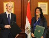 وزيرة التعاون الدولي توقع منحة يابانية بقيمة 9.5 مليون دولار لمواجهة كورونا