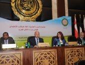 """""""الوزير"""" يترأس اجتماع الدورة 65 للمكتب التنفيذى لمجلس وزراء النقل العرب"""