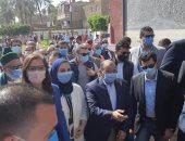 4 وزراء يفتتحون وحدة طب الأسرة بالشيخ زين الدين بسوهاج