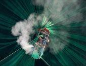 الفلاميجو وسمك الأنشوفة والقطب الشمالى.. الصور الفائزة فى مسابقة التصوير الجوى2020