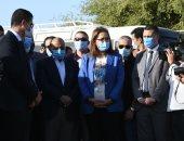 وزيرة التخطيط : مشروع تأهيل الترع يوفر 5 مليار م3 من المياه سنويًا
