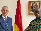 مصر للطيران توقع مذكرة تفاهم مع غانا لتأسيس شركة طيران جديدة بإفريقيا