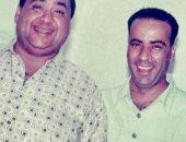محمد سعد فى صورة نادرة مع علاء ولى الدين: من طرف أخوك اللمبى